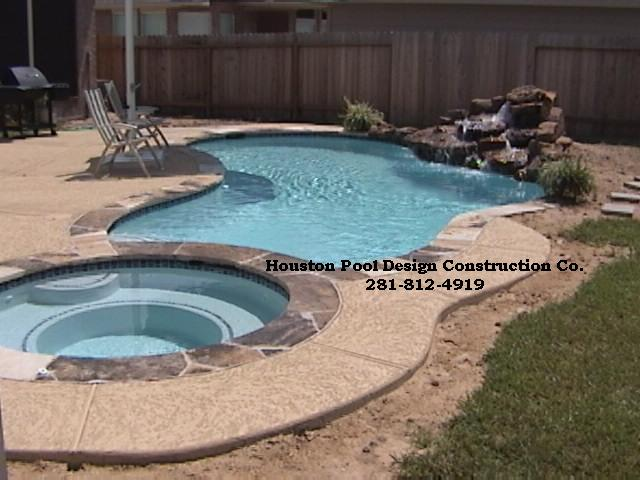 Superieur Swimming Pools   Houston Swimming Pool Builder And Spa U0026 Waterfall Builders  In Houston, Texas   Houston Pool Design Construction Co.